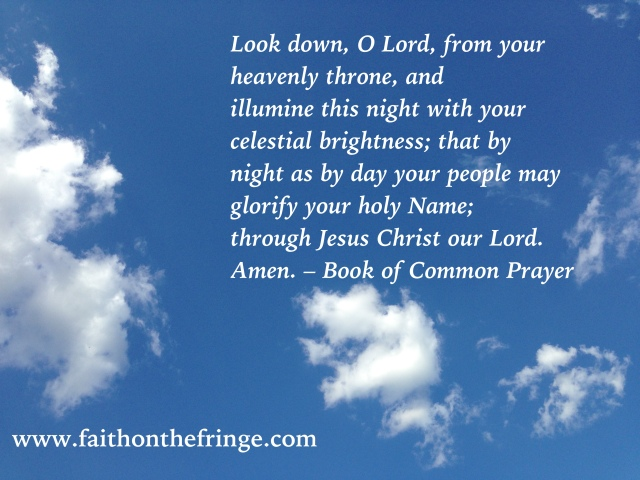 Look down, O Lord,