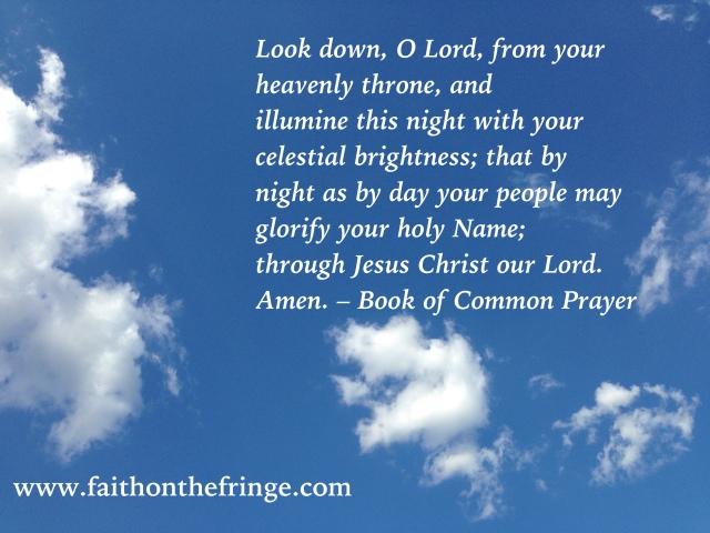 Look down, O Lord,