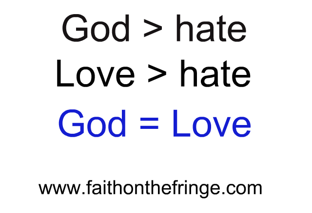 God > hate