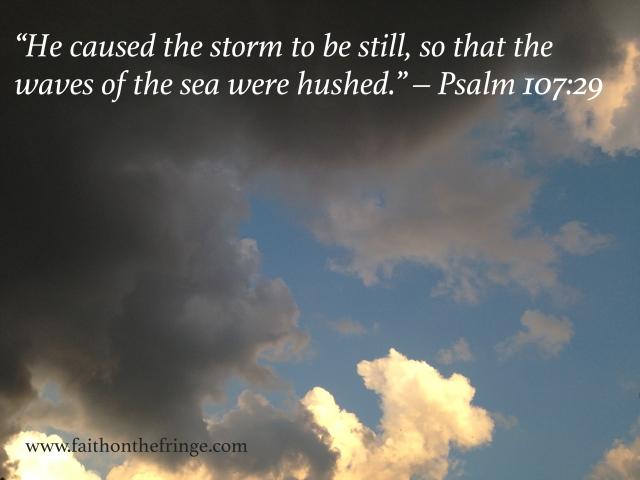 Psalm 107-29