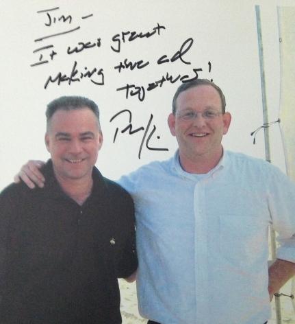 Gov. Kaine and me, circa 2006.