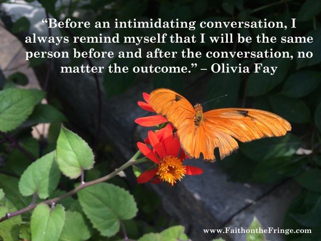 Olivia Fay quote