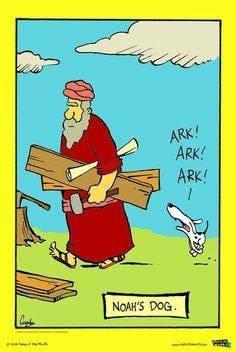 Noahs Dog Ark Ark Ark