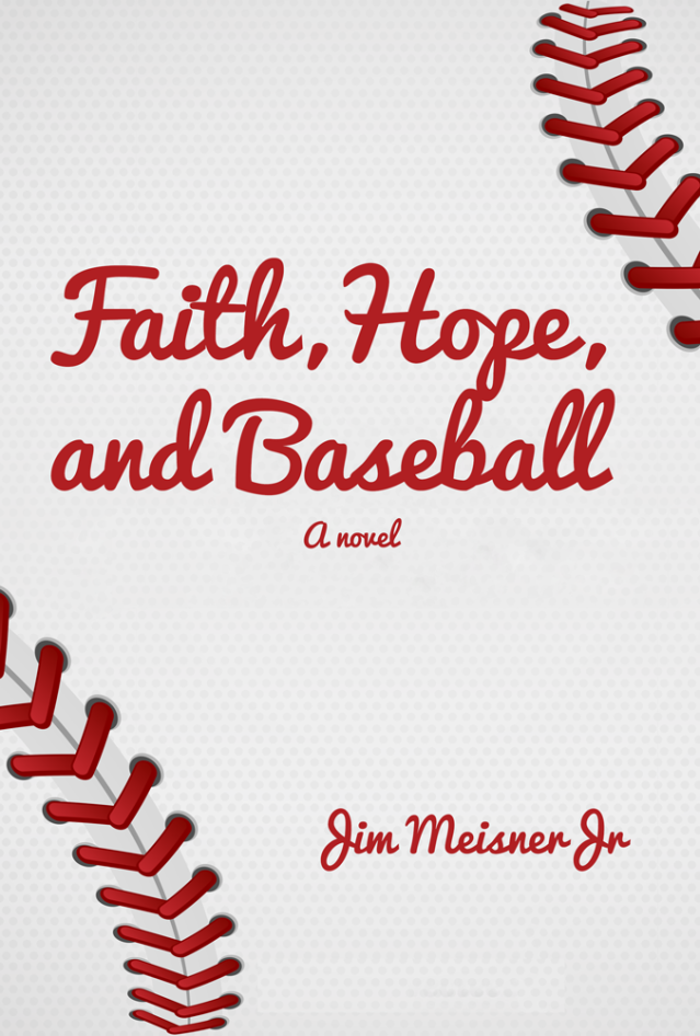 Faith, Hope, and Baseball novel cover